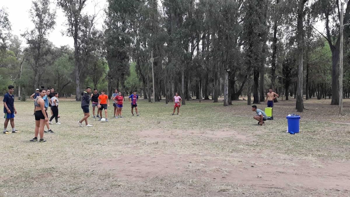 Área Deportes de Catriló
