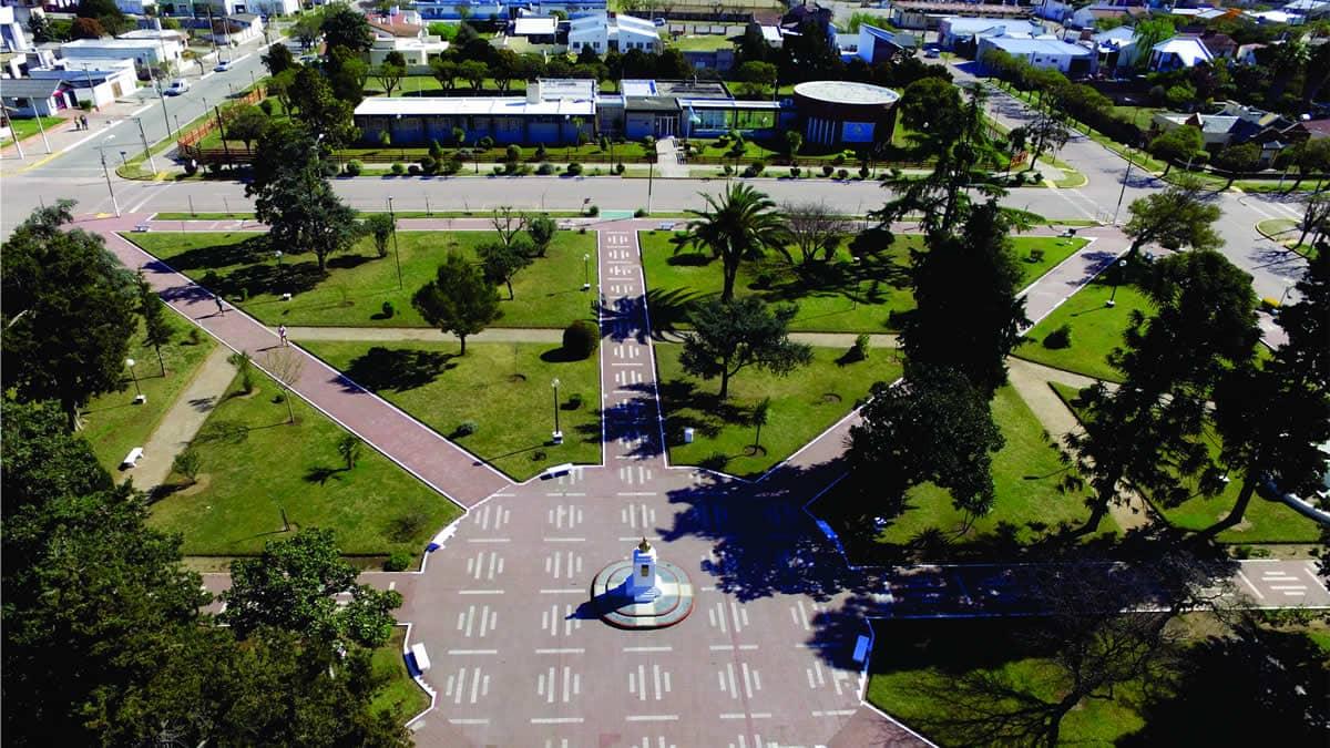 Plaza de Catriló