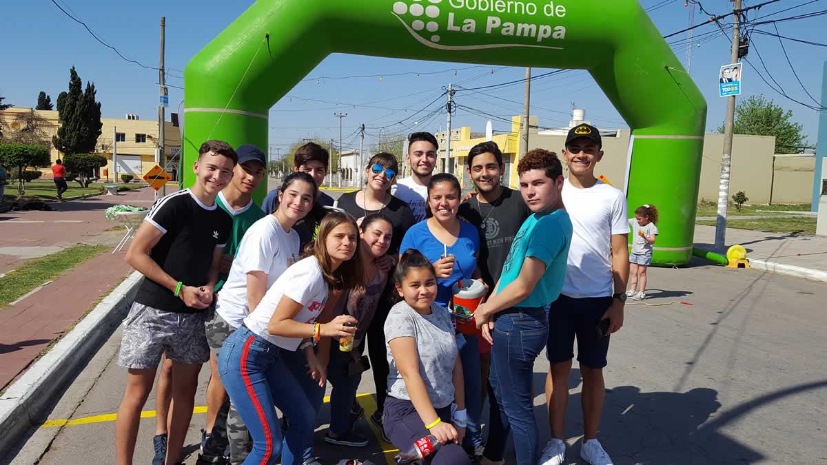 Área Juventud de Catriló