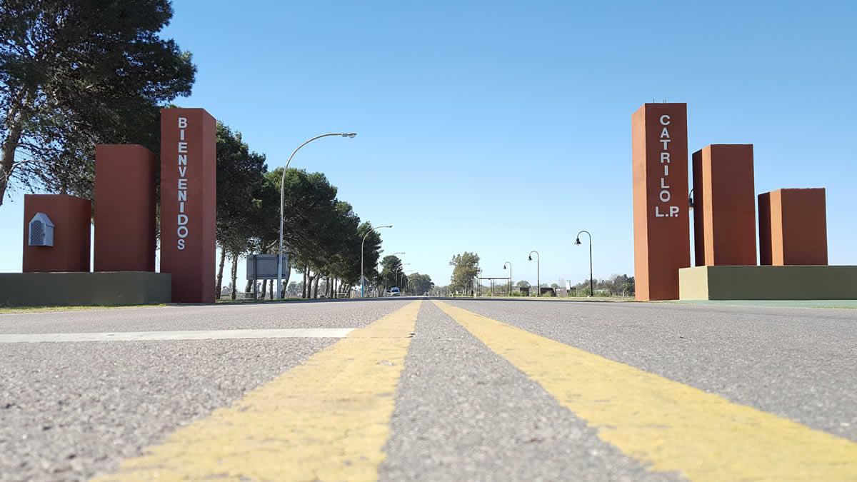 Área Tránsito de Catriló