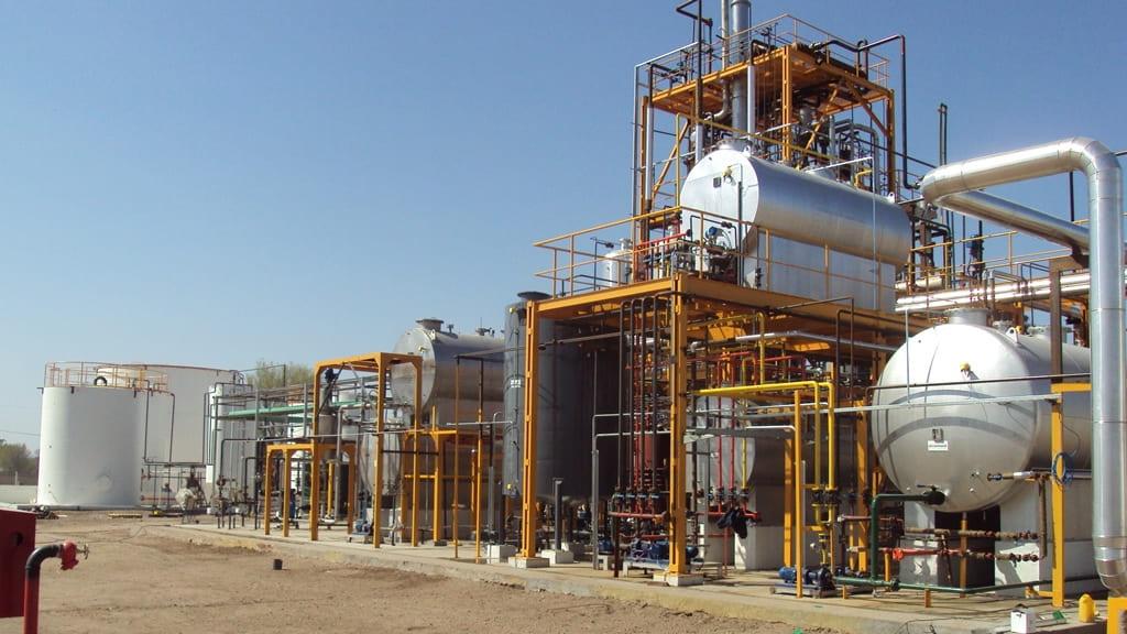 Enresa, Biodiesel en Catriló