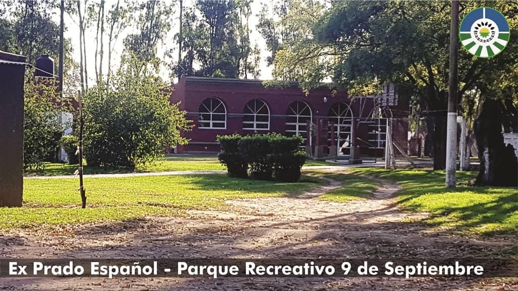 Parque recreativo 9 de septiembre