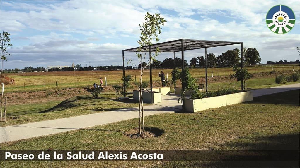 Paseo de la salud Alexis Acosta