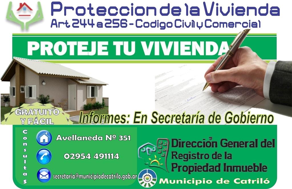 Protección de la Vivienda